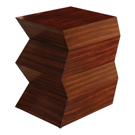 zig zag side table 79 best side tables images on small tables