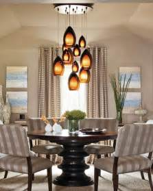 Transitional Chandeliers For Dining Room Dining Area Lighting Transitional Dining Room Los