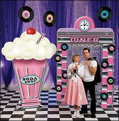 retro theme decorations 25 best ideas about 50s decorations on