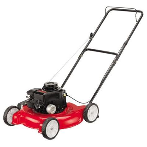 mtd 20 in 148 cc walk gas lawn mower discontinued