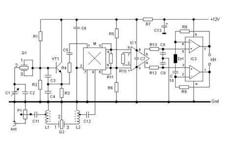 Sstv Tuner Output Rca Rf To Rca Ys2848 40m pa7mu