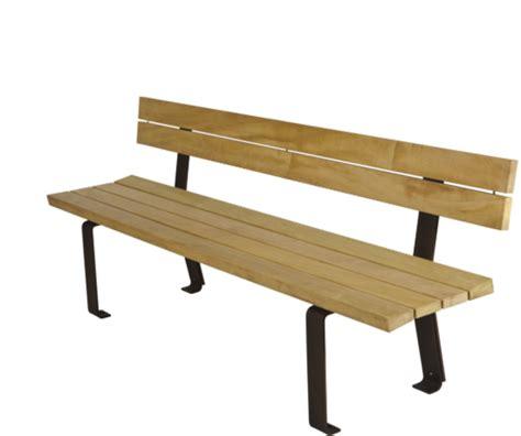 panchina legno panchina legno zetaseduta arredo urbano parchi