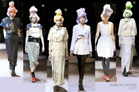 In The Of The Reviewer Comme Des Garcons by Fashion Week Ss 2010 Runway Review