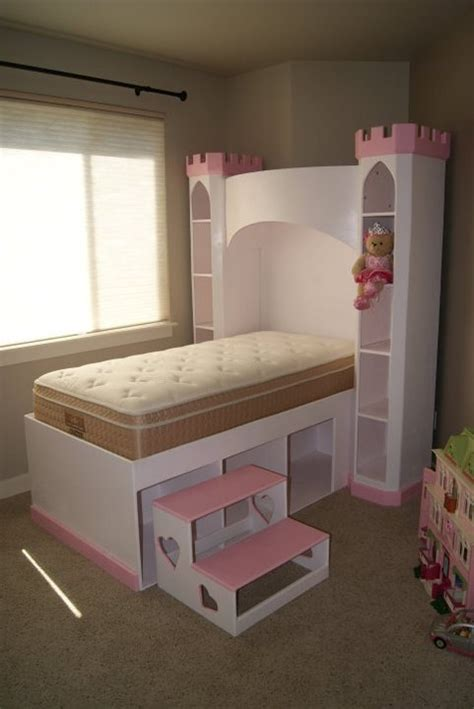 items similar to castle bed princess castle bookshelf