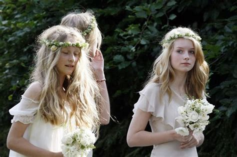 Send Flowers To Kate Moss And Feature In A V Magazine Shoot by Kate Moss Lottie Set To Follow Into