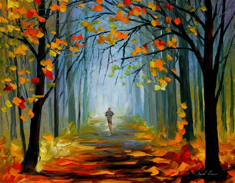 popular artwork leonid afremov oil on canvas palette knife buy original