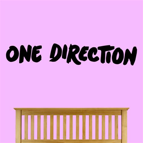one direction wall sticker one direction version 2 wall stickers decals