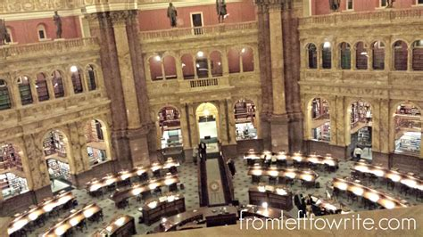 Library Of Congress Reading Room by Heaven At National Book Festival Gala From Left To
