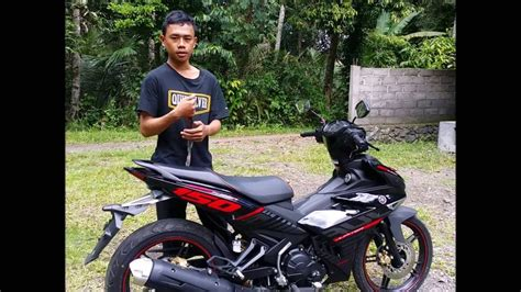 Stopl Mx King review test drive yamaha jupiter mx king 150cc editing seadanya saja