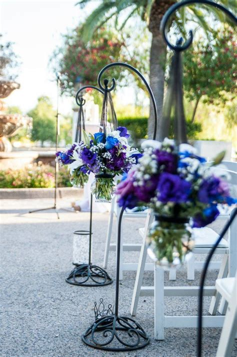 Wedding Aisle Flower Hanger by 15 Best Images About Wedding Ideas On Purple