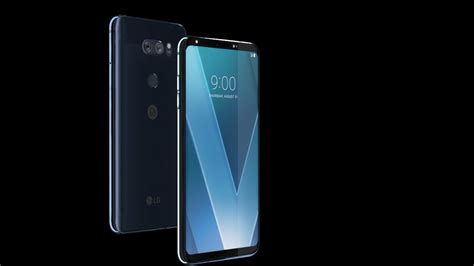 Lg V30 Plus Blue lg v30 lg v30 moroccan blue new color release date us