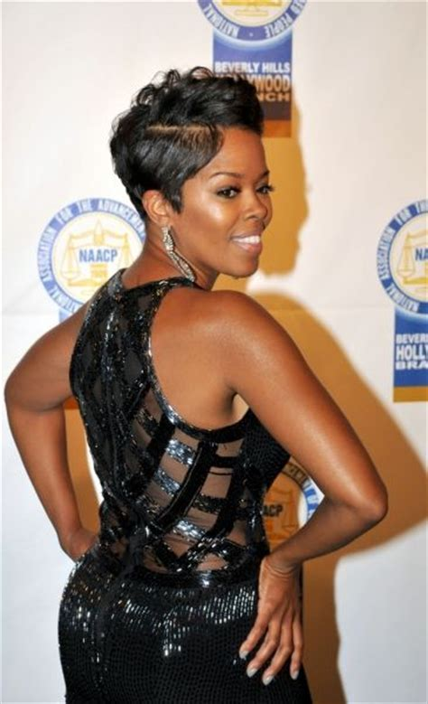 Malinda Williams Hairstyles by Malinda Williams Photos In A Of 5 Only Me