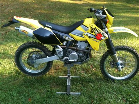 Suzuki 400 Drz For Sale 2002 Suzuki Drz 400s For Sale On 2040 Motos