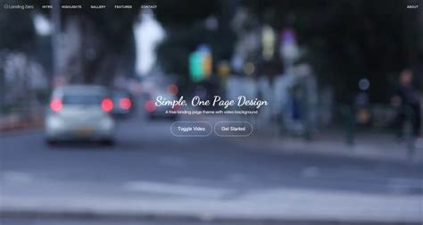 30 Best Bootstrap Templates For Free Download Templateflip Bootstrap 4 Landing Page Template