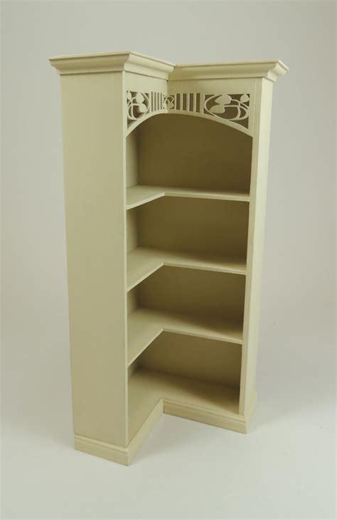 Corner Shelf Kit by Corner Shelving Unit Kit Lb829 Miniature Dollhouse