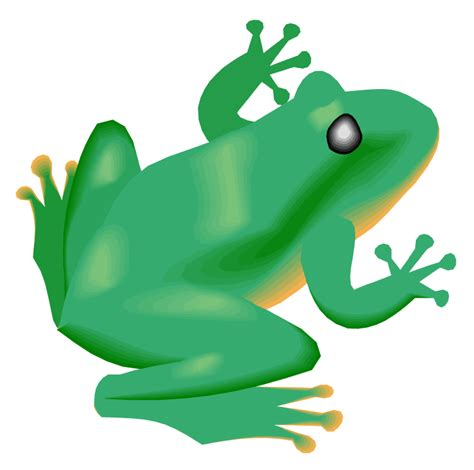 jumping frog clip cliparts co