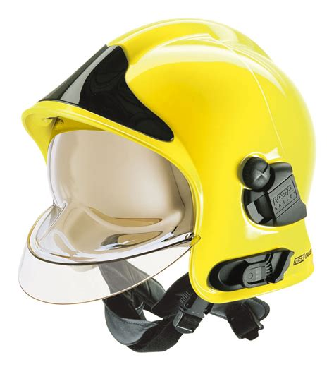 Msa Feuerwehrhelm by Msa Gallet F1sf Fire Helmet Earshot Communications