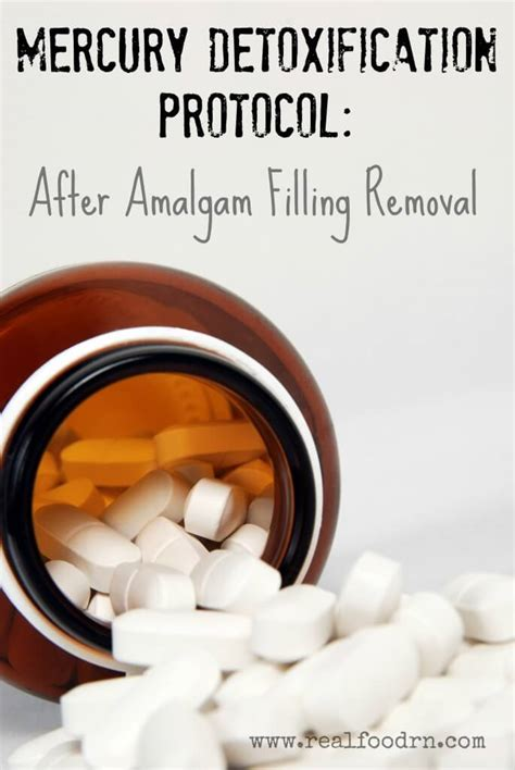 Detox After Amalgam Removal by 301 Moved Permanently