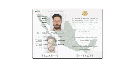 libro pasaporte libro de ejercicios nuevo pasaporte mexicano redise 241 o m 233 xico