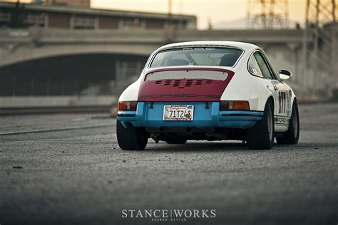 Stanceworks Magnus Walker S 1971 Porsche 911 Quot 277 Quot