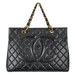 chanel black leather quilted cc purse for sale at 1stdibs