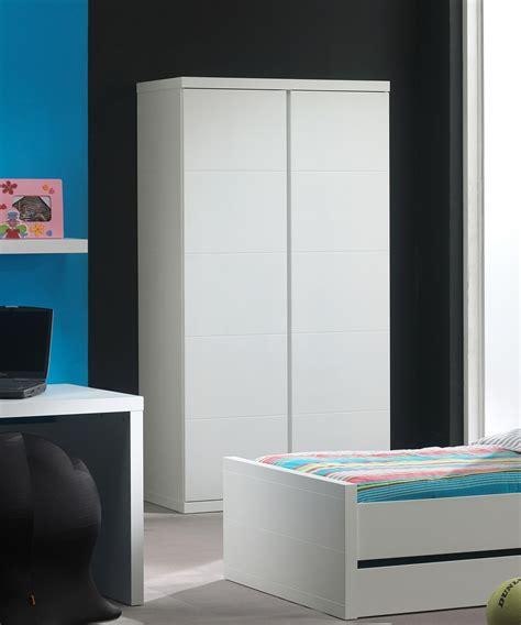 armoire enfant 2portes blanche lorene zd1 arm e 010 jpg