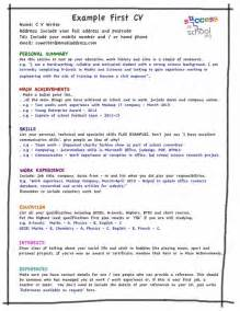 cv template maths graduate