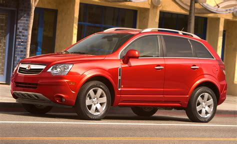 are saturn vue cars saturn vue reviews saturn vue price photos and specs