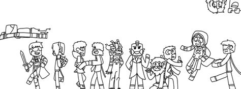 coloring pages of minecraft youtubers aphamu minecraft youtubers coloring pages aphamu best