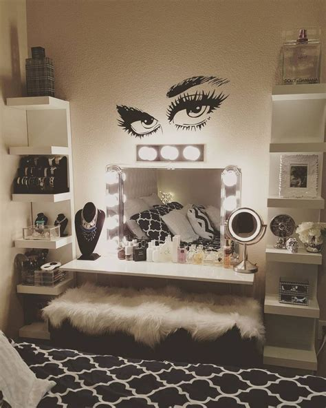 makeup vanity ideas for bedroom 108 best images about bedroom goals on bedroom