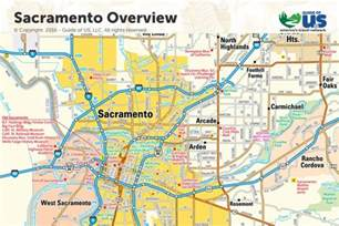 sacramento california map sacramento california map