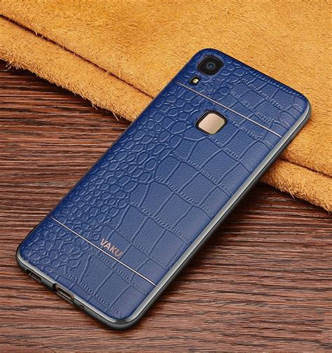 Vivo V3 360 Protection Soft Touch vaku 174 vivo v3 european leather stiched gold electroplated