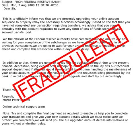 Bank Of America Letter Of Guarantee Scam Your Urgent Response Is Highly Needed World Bank Cybersecurity