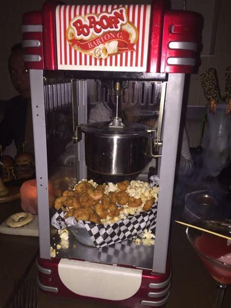 barton     whimsical restaurant  southern
