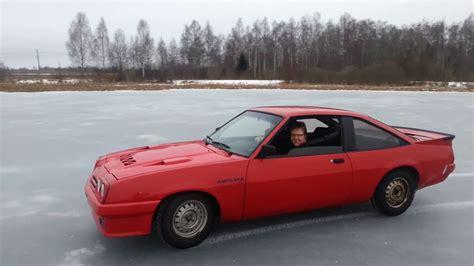 Opel Manta Gt by Opel Manta Gt E 2 4 Cih