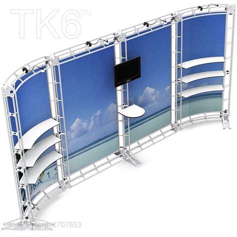 Meja Frame cuba 15 8ft x 20ft truss backwall display frame only