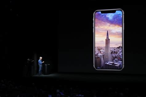apple unveils iphone x its most expensive phone yet