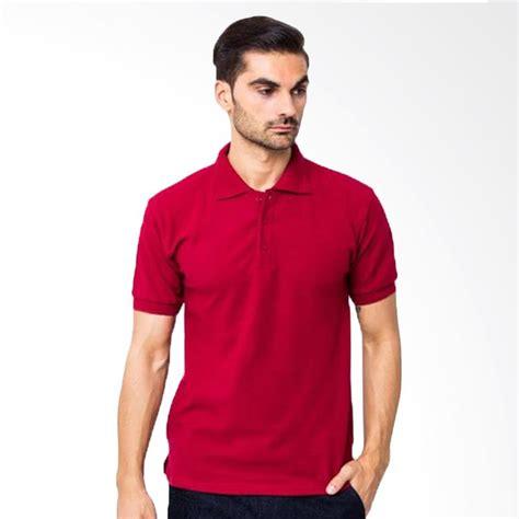 Kaos Polospedia Merah Marun jual yari s fashion kaos kerah polo shirt merah marun