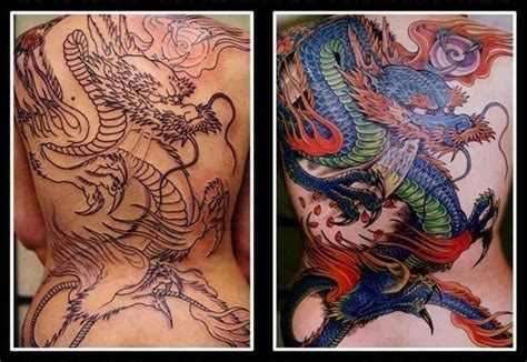 eastern dragon tattoo designs eastern tattoos vs western tattoos
