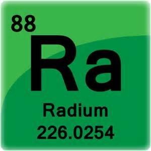 radium element cell science notes and projects