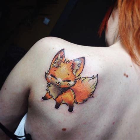 tattoo fox animal 90 fox tattoo designs for men and women red fox tattoos