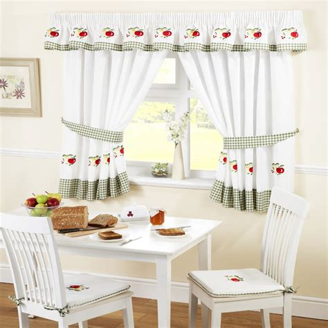 curtains for kitchens 19 inspiring kitchen window curtains mostbeautifulthings