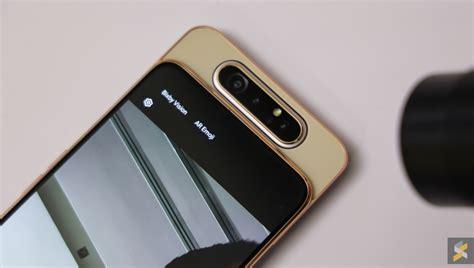 Samsung Galaxy A80 2019 by The Galaxy A80 Is Samsung S Smartphone With A Motorised Soyacincau