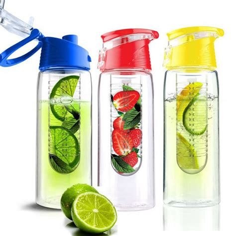 Detox Water Drink Bottle by Customized Logo Printing Drink Bottle Nike Detox Fruit