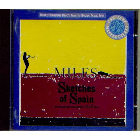 Sketches Of Spain by Sketches Of Spain By Davis Cd With Grigo Ref