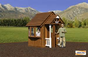 backyard discovery summer cottage playhouse reviews 2015