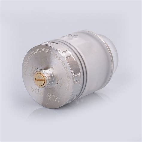 Oumier Vls Rda Atomizer Rokok Elektrik Authentic authentic oumier vls bf rda 24mm silver rebuildable atomizer