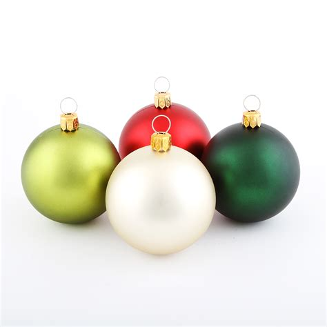 9ct 60mm ball shatterproof christmas ornaments with matte