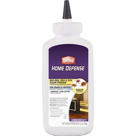ortho home defense bedbug killer ebay