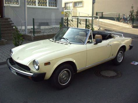 138 Best Images About Fiat Spider On Pinterest Cars